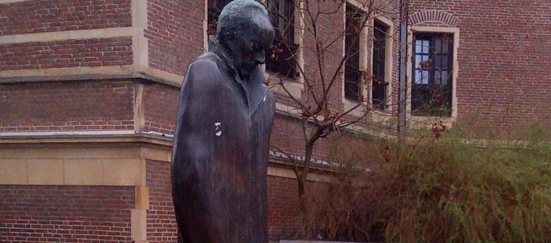 Gertler Endre és egy magyar szobor története