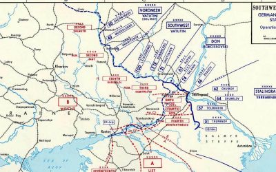 A 2. magyar hadsereg a keleti fronton. III. rész. A tyim-i áttörés és a hídfőcsaták.